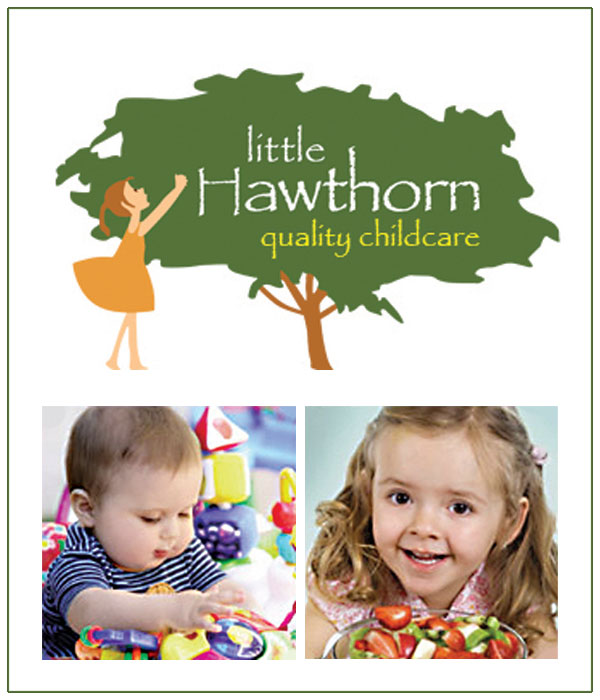 Image result for Little Hawthorn Nursery logo